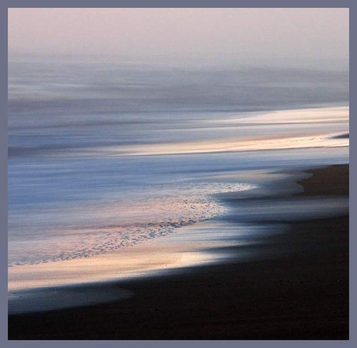 "Rudolph Hiemstra - Robin Sprong Surface Designer. ""Sea Abstract 4"""