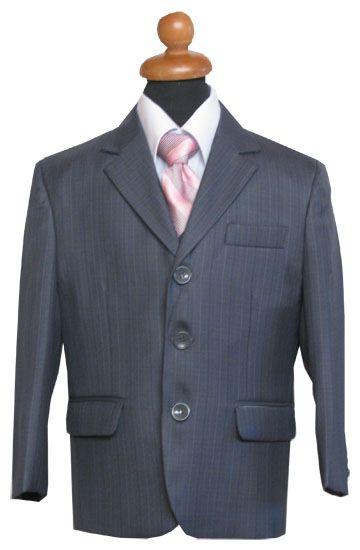 """Κοστούμια για Αγόρια - Σμόκιν :: Κοστούμι σε Γκρι για Αγόρι """"Lanzo"""" - http://www.memoirs.gr/"""