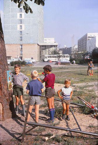 East Berlin, 1970