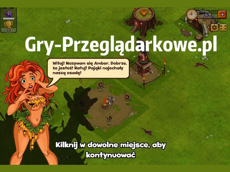 Screen z gry Jungle Wars na Naszej Klasie. Wciągająca gra strategiczna dla każdego