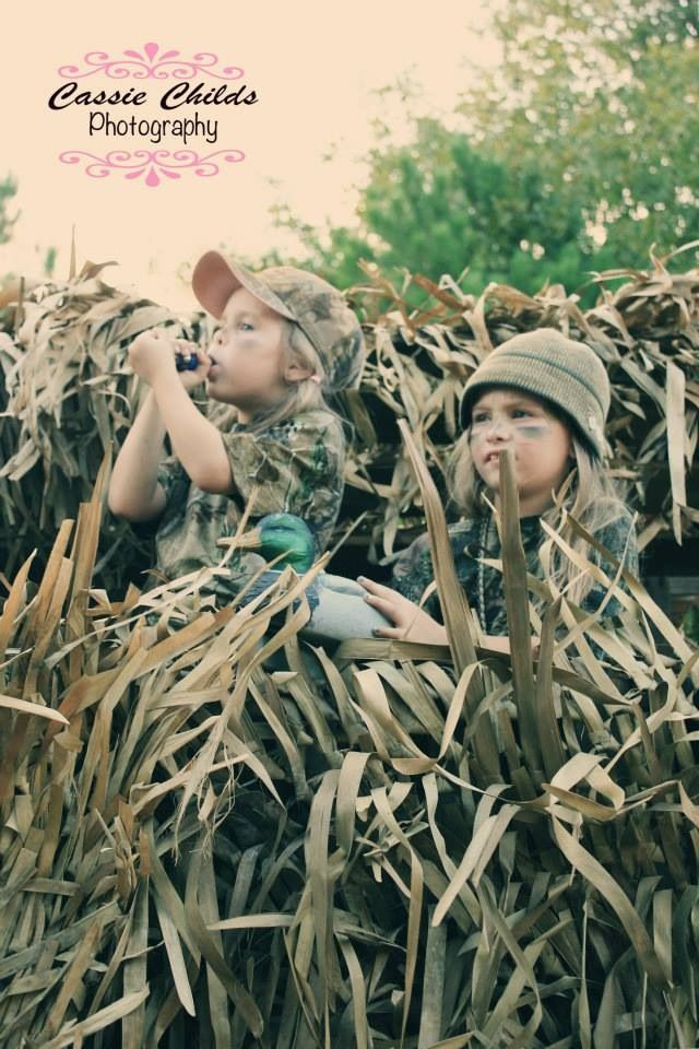 Duck blind duck hunting duck commander duck dynasty mini session Cassie Childs photography