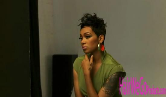 monica hairstyles pictures | Monica Covers Essence Hot Hair Special Issue ( See The Actual Magazine ...