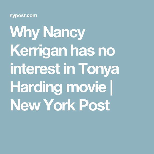 Why Nancy Kerrigan has no interest in Tonya Harding movie   New York Post