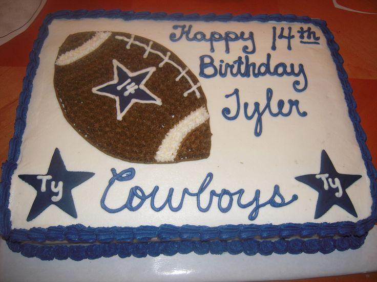Dallas Stars Birthday Cakes