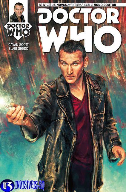 SAM-COMICS: Doctor Who - O Nono Doutor 01 (2015)