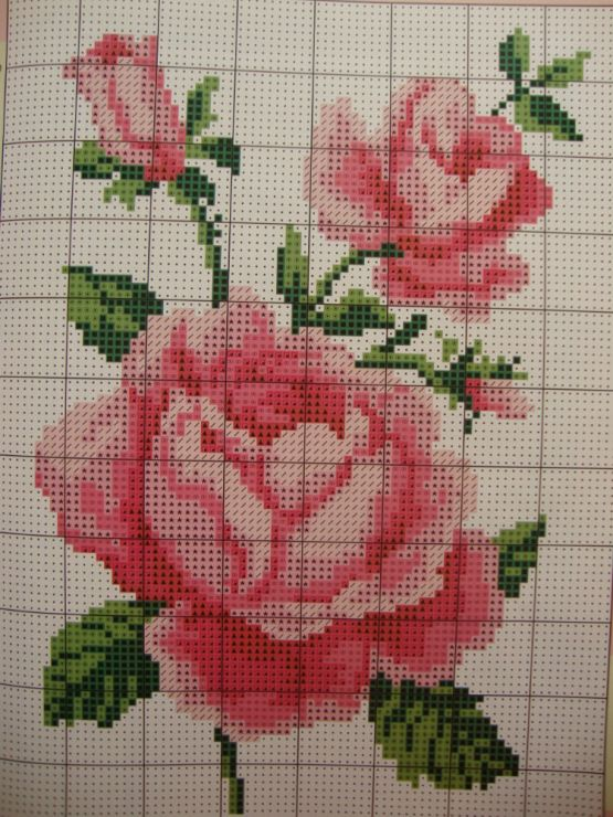 (1) Gallery.ru / Фото #2 - Рози ^^ - Evgenia49 / różowe różyczki z pączkami 1/2