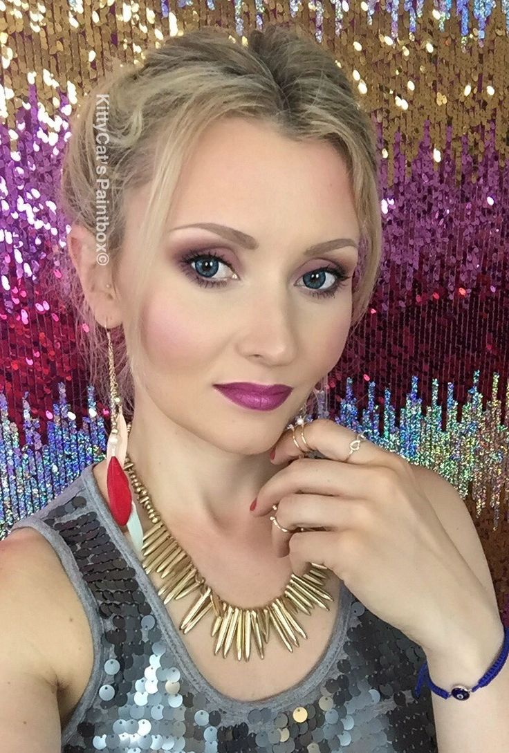 Sommer-Look mit NYX waterproof Lipstick Colour FTLS10💕 #NYX #sommermakeup2017