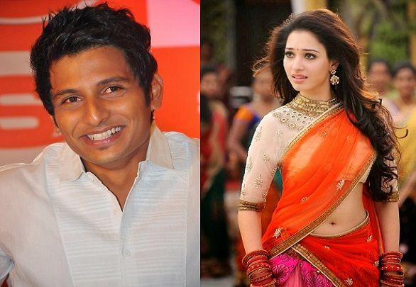Jiiva set to romance Tamanna in Gemini Ganesan