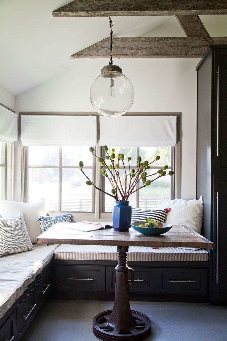 Best 25 Small Breakfast Nooks Ideas On Pinterest