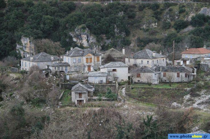 Zagori village Aristi