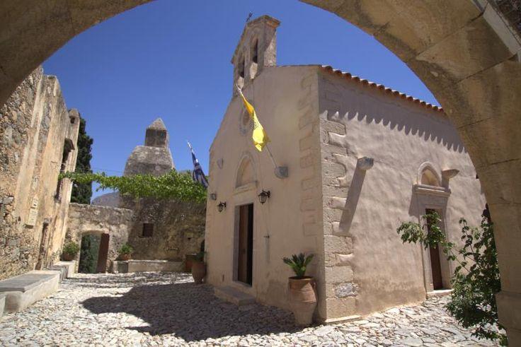 Monastery of Preveli