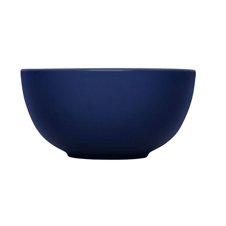 Teema Skål, Blå 1,65 l 248 kr. - RoyalDesign.dk