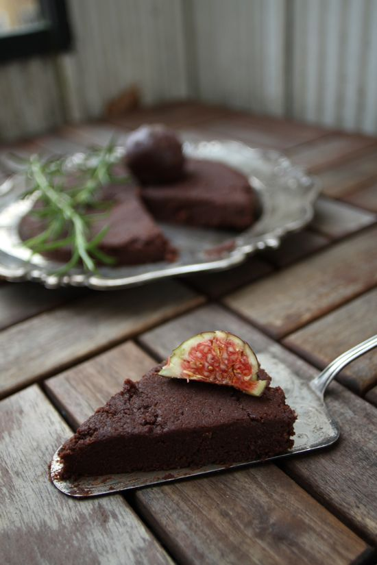 raw food kladdkaka
