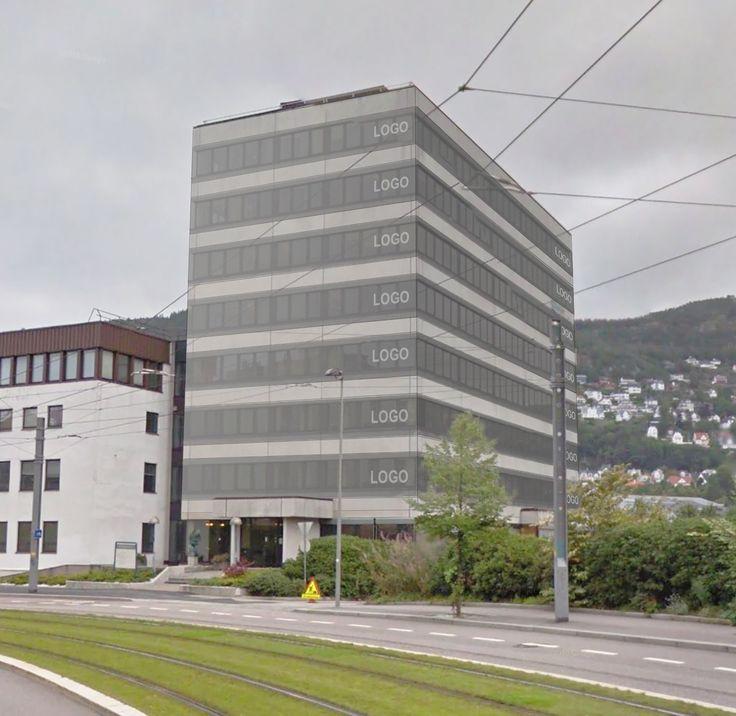 Planned refurbishment of facade 2016
