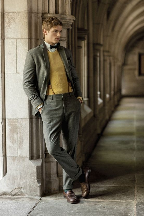 Ralph Lauren Rugby - Fall Looks and Trends • LTCL Magazine