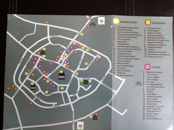 Shopping, eten&drinken, galerieën en musea Ootmarsum