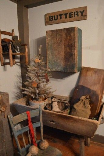 17 Best Images About Primitive Christmas Ideas On Pinterest Christmas Trees Primitive