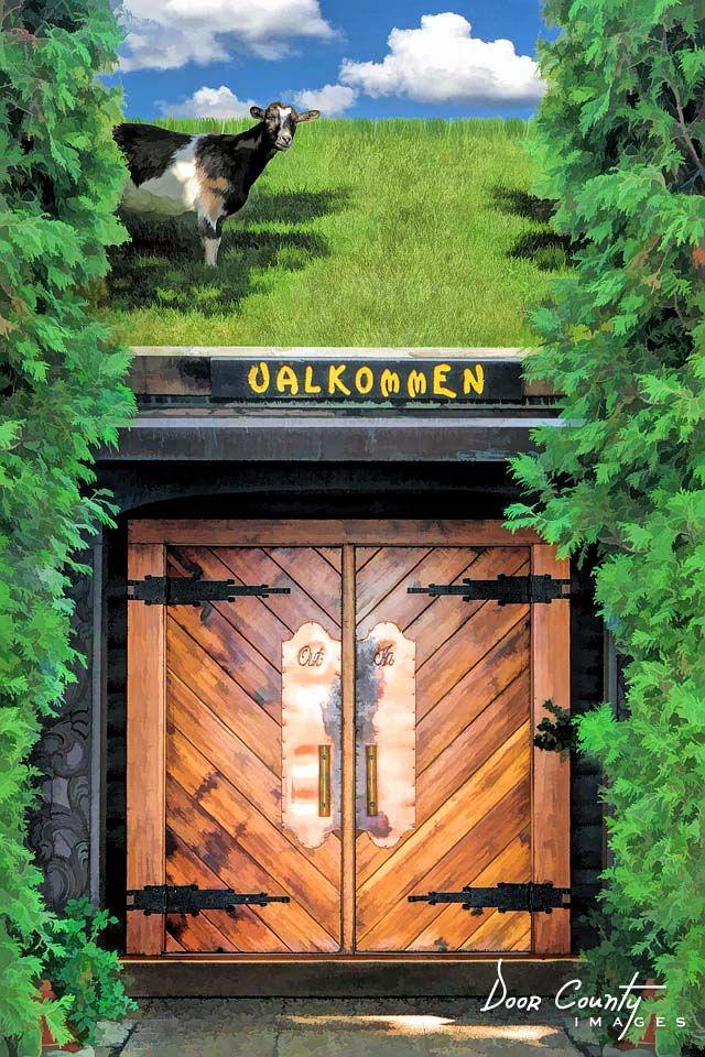 Pin By Christopher Arndt On Door County Sister Bay Travel Dreams Door County Wisconsin