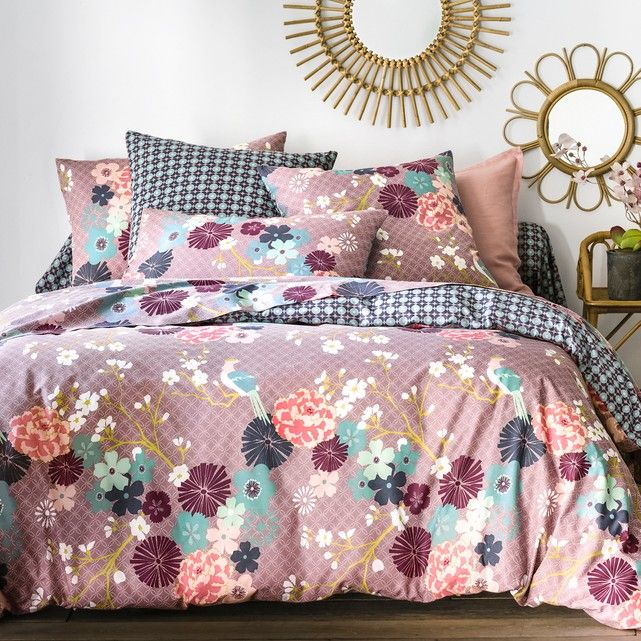 Miss China Floral Cotton Duvet Cover Cotton Duvet Cover Bed Linens Luxury Affordable Bedding Sets