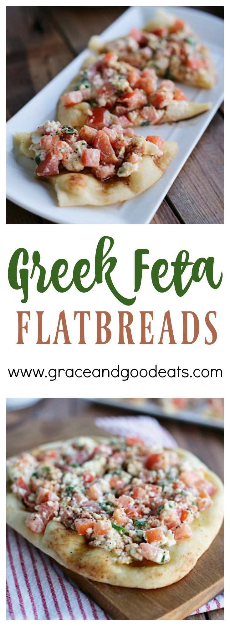 Best 25 best greek food ideas on pinterest recipes with chicken this greek feta flatbread is like heaven on a plate would be great for game forumfinder Images