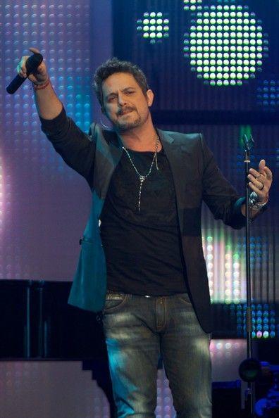 Alejandro Sanz - '40 Principales Awards' 2012 - Gala