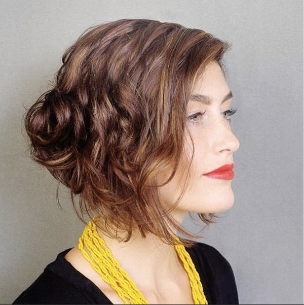 Best Haircut For Curly Hair In San Francisco : Images about trends haircuts on