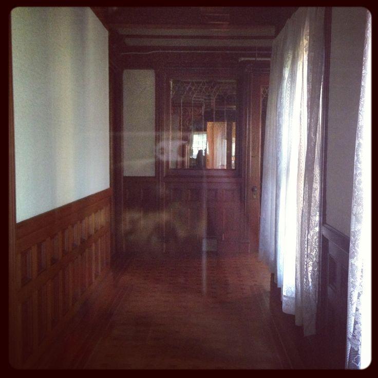 Creepy Hall Winchester Mystery House 9/1/13