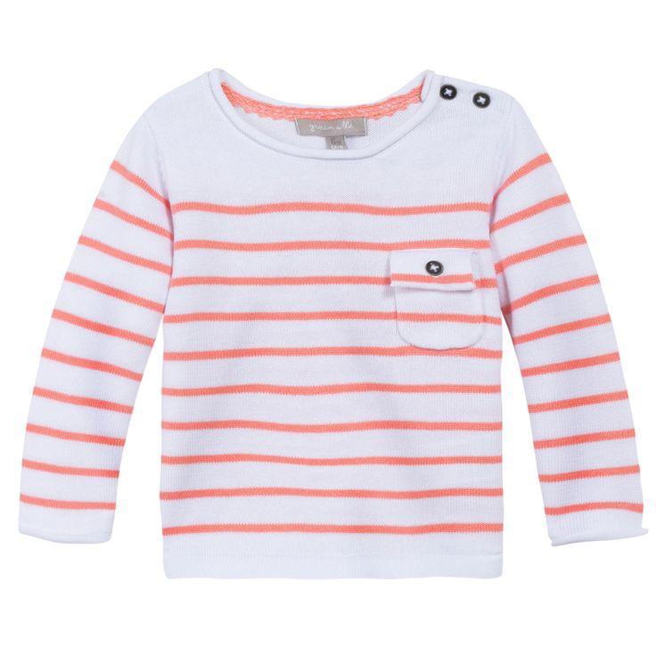 #maglia #cotone #righe #sailor #zgeneration #sport #chic http://it.zgeneration.com/it/catalog/Maglione-alla-marinara,2933842.html?axe2=3M&catalogParam%5BtopicId%5D=1935720