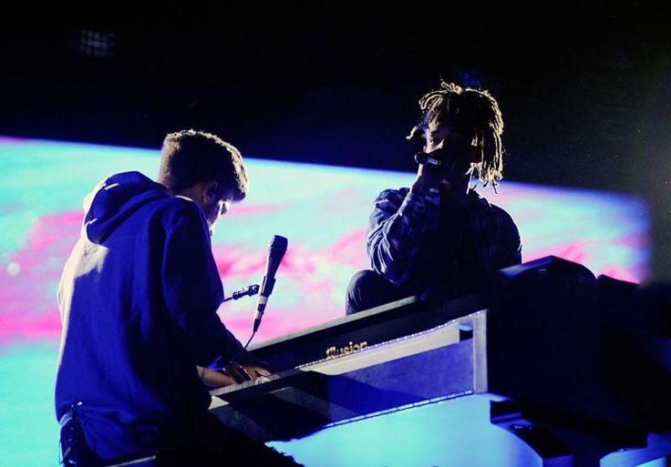 Lido & Jaden Smith live Coachella 2016