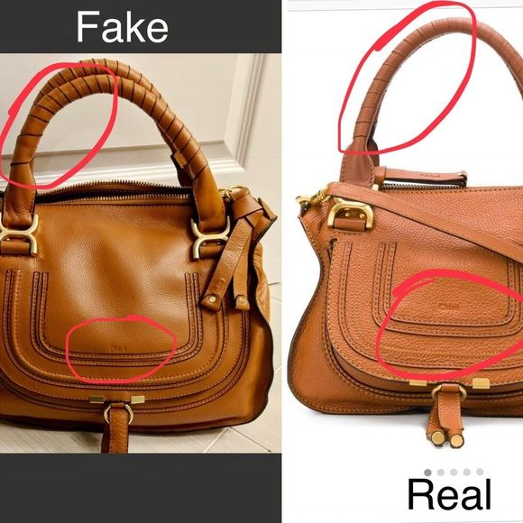 Beware Of Fake Chloe Purses You Can See The Leather Is Not Real Leather You Can See The Stitching Is Different Do Your R Chloe Purses Chloe Marcie Bag Purses