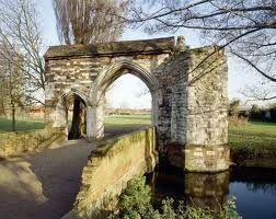 WALTHAM ABBEY GATEHOUSE AND BRIDGE