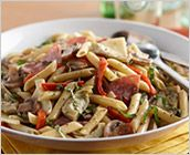 Dreamfields Pasta's Antipasto Pasta Salad #DreamfieldsPinterestContest