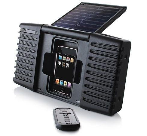 Док-станция для iPhone Eton SOULRA SP-400 (нажмите, что бы увеличить фото)