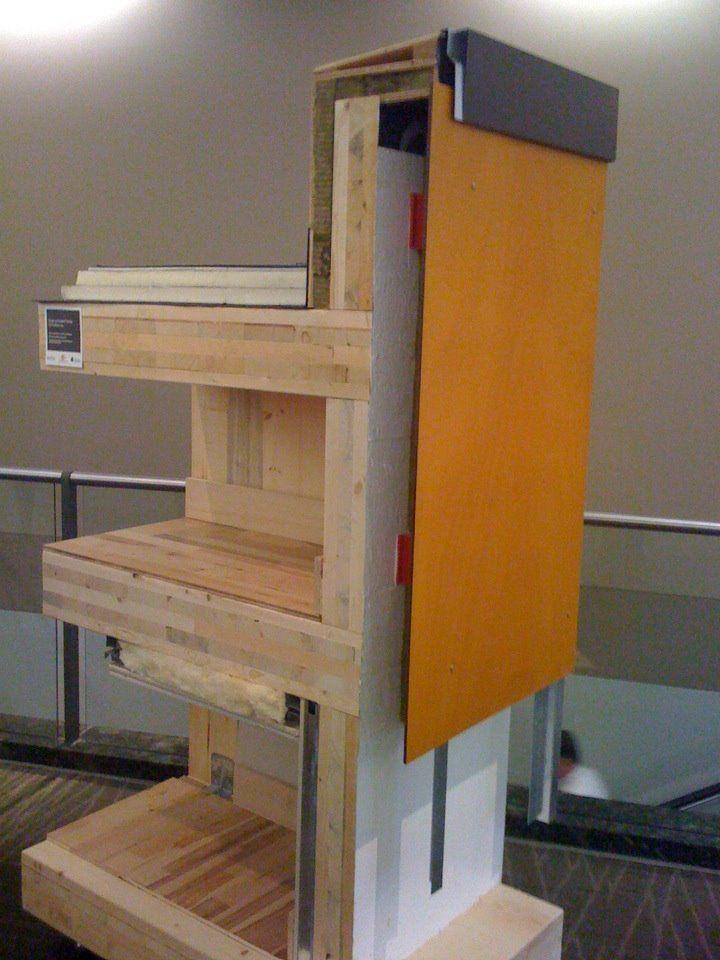 ECK properties » CLT – Cross Laminated Timber