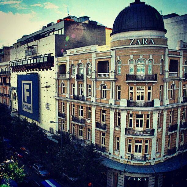 thessaloniki - tsimiski avenue