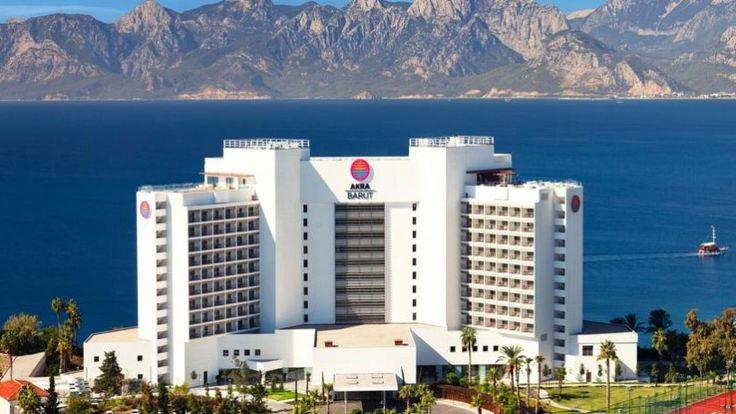 Hotel Barut Cernet, Statiunea Side, Antalya, Turcia, Side, Antalya, Turcia