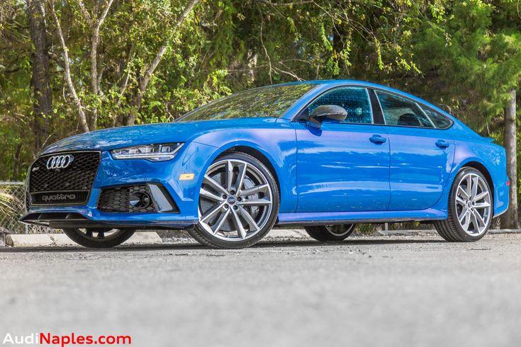 RS7 Ascari Blue Used car dealer, Used audi, Audi