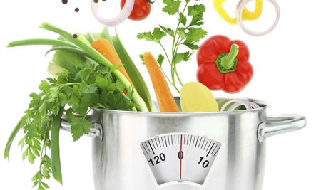 Why Plant-Based Might Be the Healthiest Diet for Weight Control -------- While this completely overlooks vitamin B12, I thought it was interesting to learn that vegetarians seem to have a significantly higher metabolic rate.