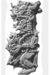Bolon Tzacab Mayan God | Bolon Tzacab | Non-Stabilized ...