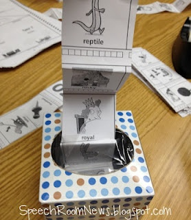 Speech Room News: Artic Jack in the Box!Articulation Jack, Articulation Activities, Artic Jack, Speech Therapy, Speech Stuff, Articulation Phonological, Room News, Cut Paper, Speech Room