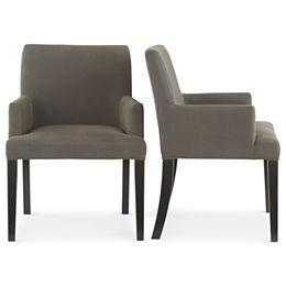 StudioTM Tribeca Pair Of Arm Chairs