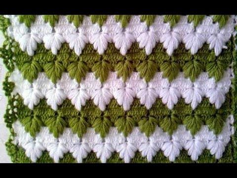 How to Crochet Extreme Drop Stitch - Blanket #Lace Tutorial #CrochetGeek - YouTube