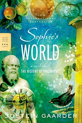 Sophie's World: A Novel About the History of Philosophy (FSG Classics) by Jostein Gaarder looks a little young looks a little polemical, but might give it a look ( :