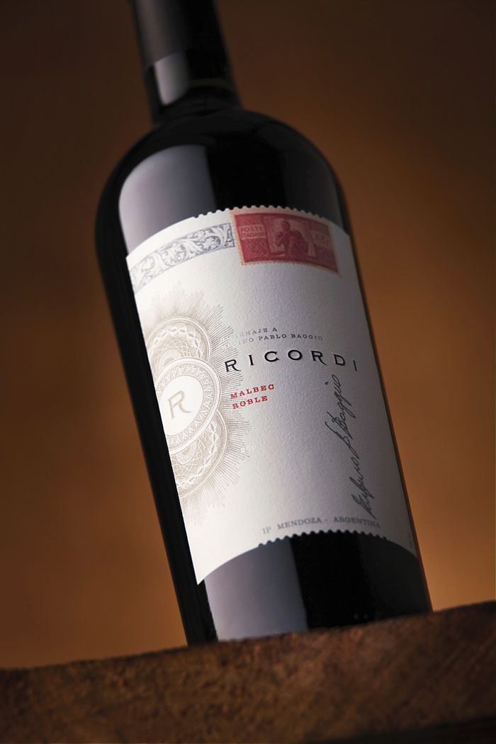 Ricordi Wines in 2020 | Wine packaging