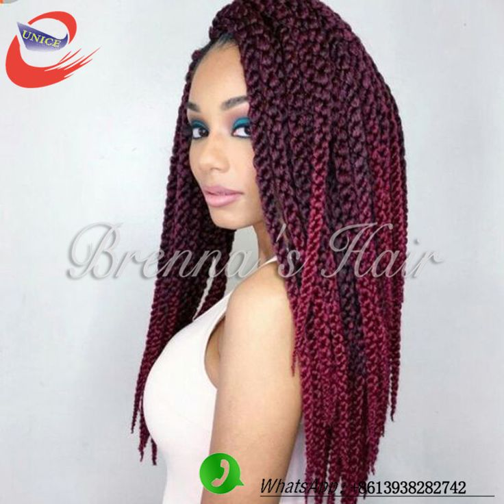 Crochet Hair Distributors : ... Crochet-Braids-Ombre-24-120g-pack-Ombre-Crochet-Braid-Hair-Extensions