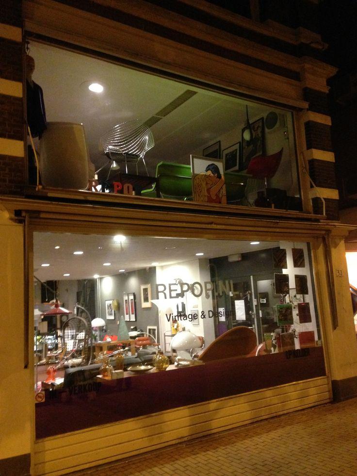 Repop Apeldoorn, vintage & design. Hoofdstraat 32 7311KC Apeldoorn