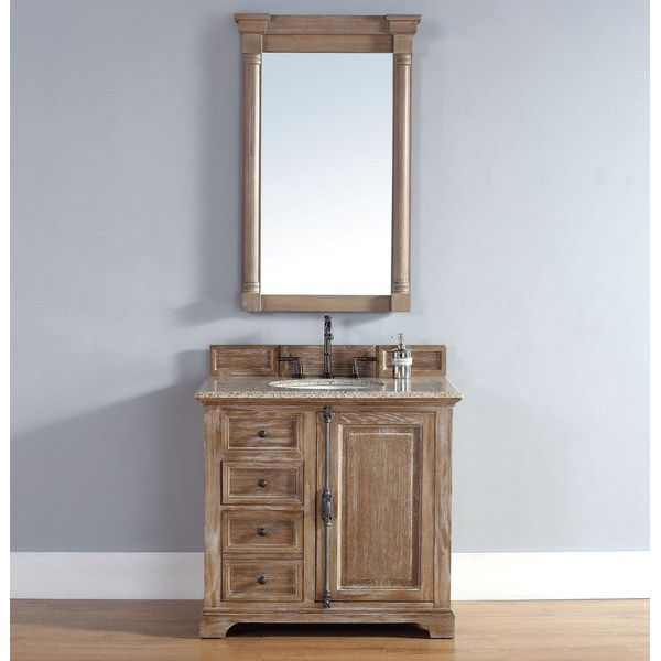 Photos On Providence ud Traditional Single Sink Bathroom Vanity Driftwood by James Martin Model