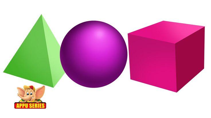 Let's Learn Shapes & Colors - Preschool Learning
