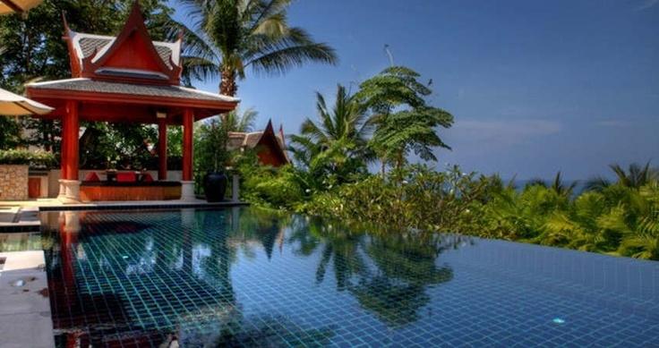 Villas Aelita Pool Villa Resort Phuket Thailand