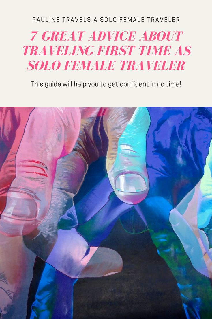 The clichés is if I can travel as a Solo Female Traveler around the world so can you! Even if clumsy. All you need is planning, some key points to remember and you will know how to reduce risk when traveling as a Solo Female Traveler first time around the world.